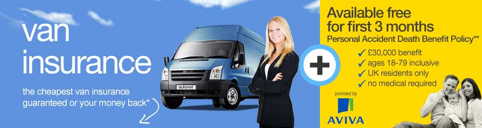 van insurance quotes form autonet van insurance