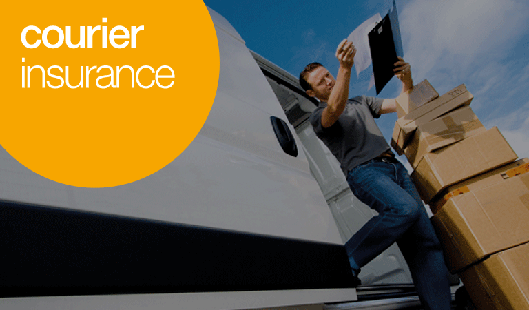 courier insurance