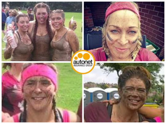 Pretty Muddy Collage
