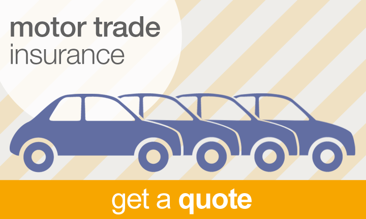 get a quote for motor trade insurance